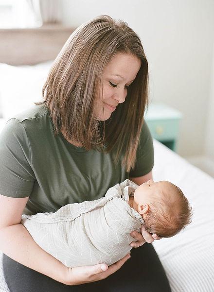 whitney teel postpartum and infant care doula north carolina
