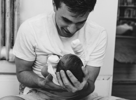 11 Ways Dad Can Bond With Baby