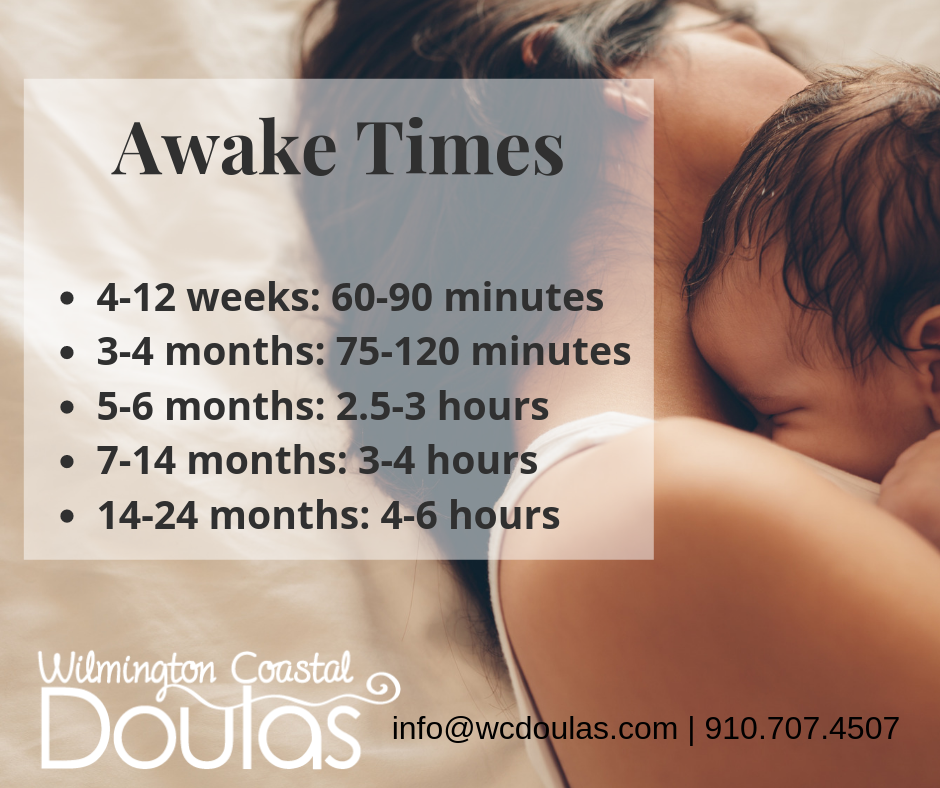 doulas in wilmington sleep coaches in north carolina
