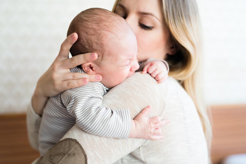 crying baby sleep help wilmington north carolina