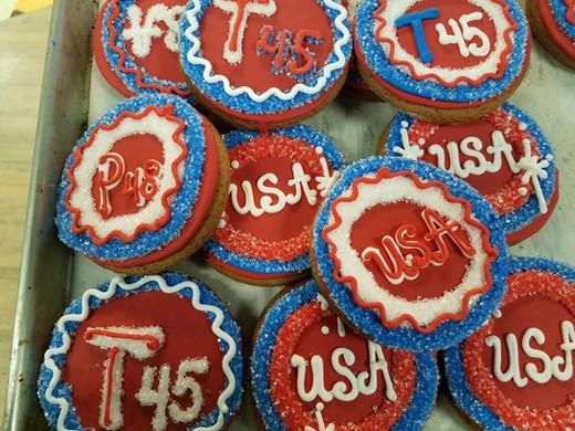 USA Trump #48 Cookies 20170116_133041.jp