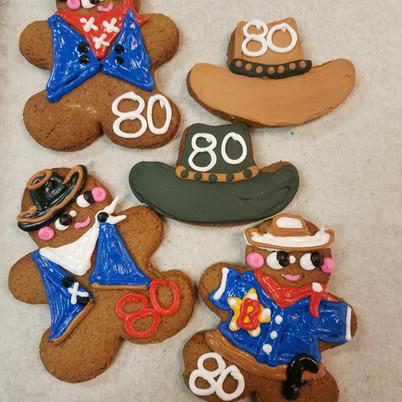 GB Cookies Cowboys 80th Birthday 2018050