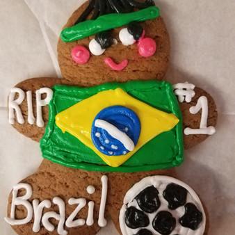 Bereavement Soccer Player Brazil 2016113