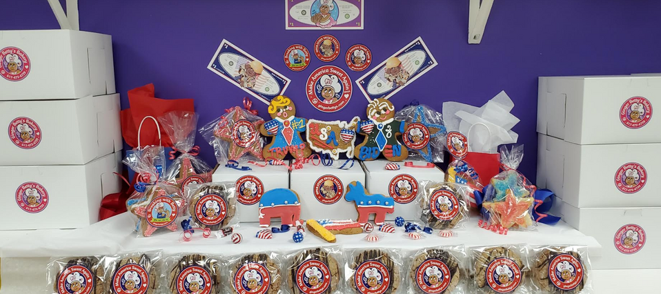 Campaign Cookie Display