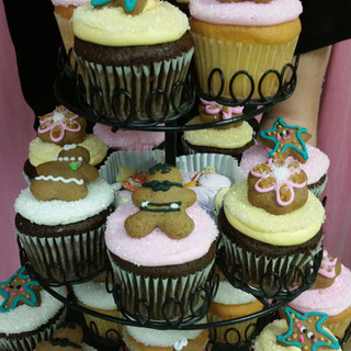 Cupcake Wedding Display 20160625_095207.