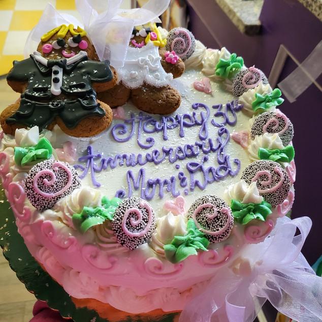 30th wedding anniversary cake.jpg