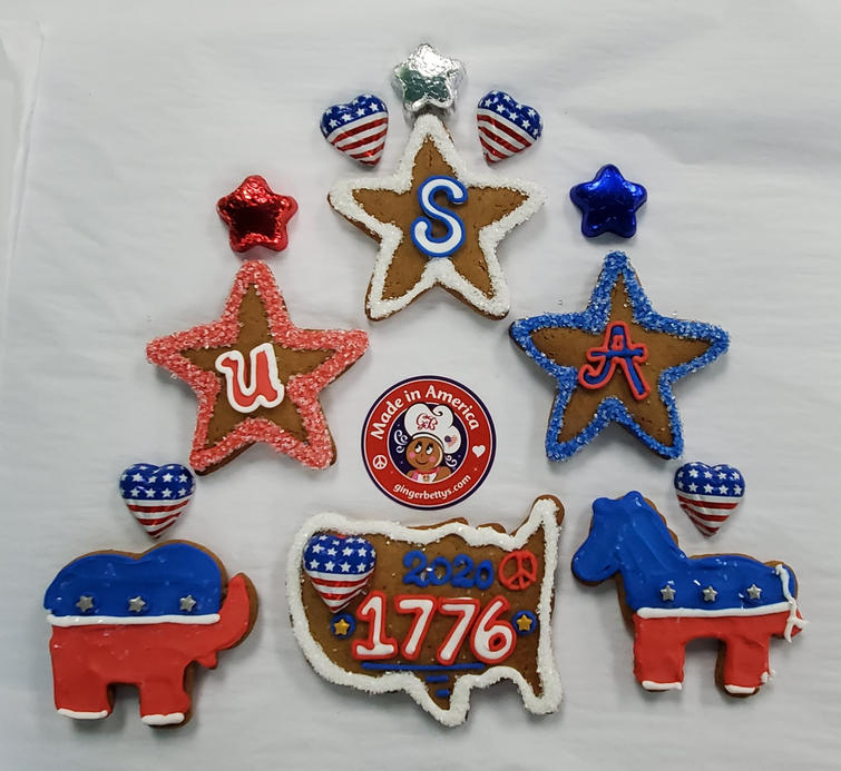 Campaign cookie assortment