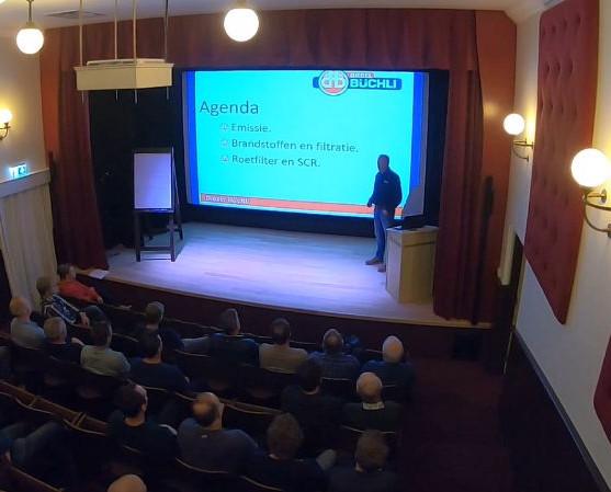 Bioscoop Presentatie