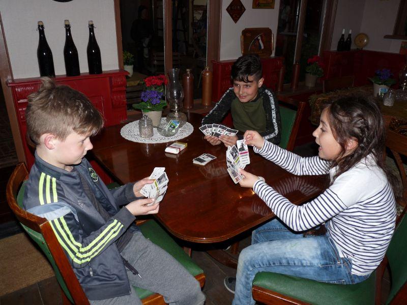 9. Kinderfeestje Kwartetspel