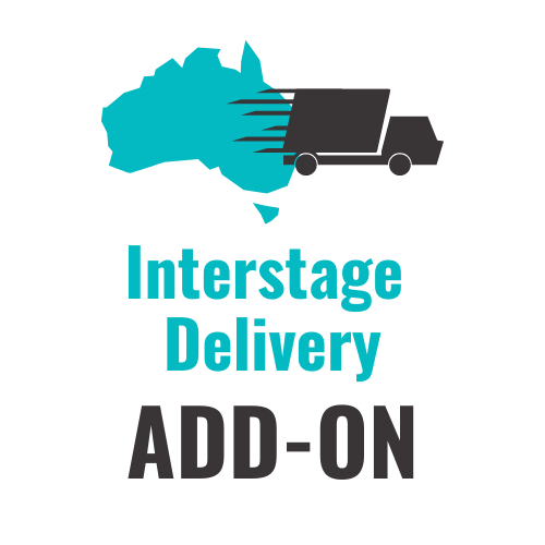 Interstate Delivery Add-On (Plus Standard Delivery)