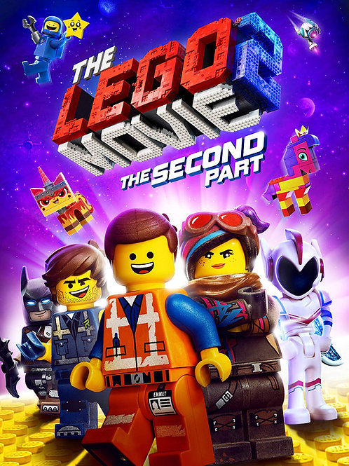 The Lego Movie 2: The Second Part | Saturday 26 September, 6:10pm | Hendra