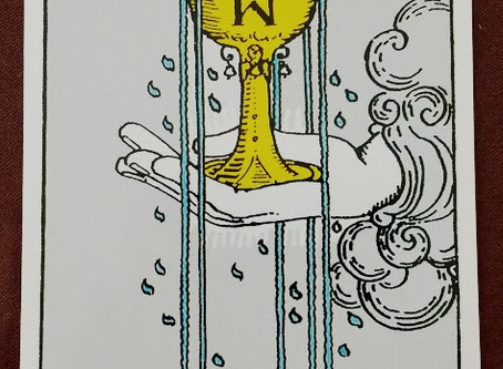 Ace of Cups- The Element of Water