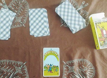 The Ten of Cups- Domestic Bliss as a Single Mother