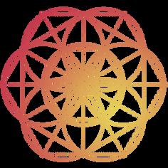 Geometrical use in astrological Birth Chart in Australia