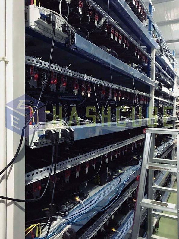 1st GPU Mining in China