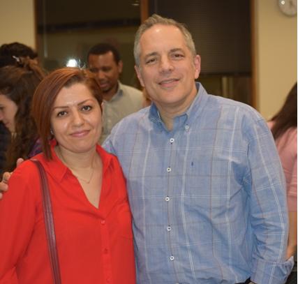 Prof. Edelman & Prof. Motamed