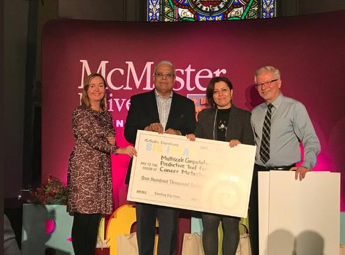 Big Ideas Award (October 2018)