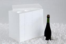 Prosecco free shipping box
