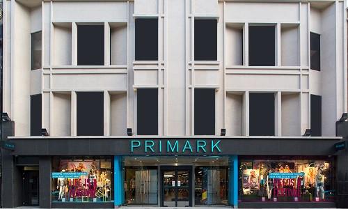 Primark Shopfront, Cardiff