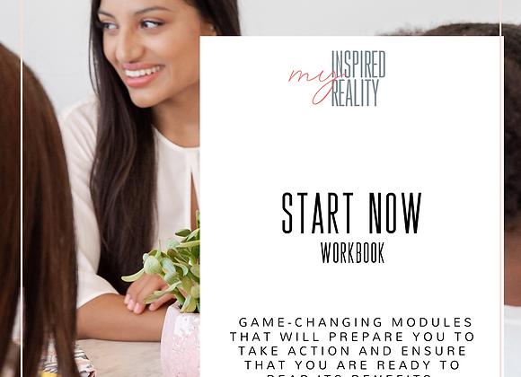 Start Now Workbook