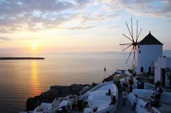 Pôr do Sol em Oía, Santorini