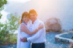 Casamento em Santorin do nosso casal super especial Simone e Paulo