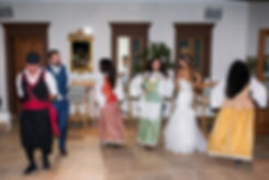 Casamento em Santorini do nosso casal super especial Elaine e Ricardo