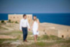 Ensaio de fotos e Santorino do nosso querido casal Joana e Nathan