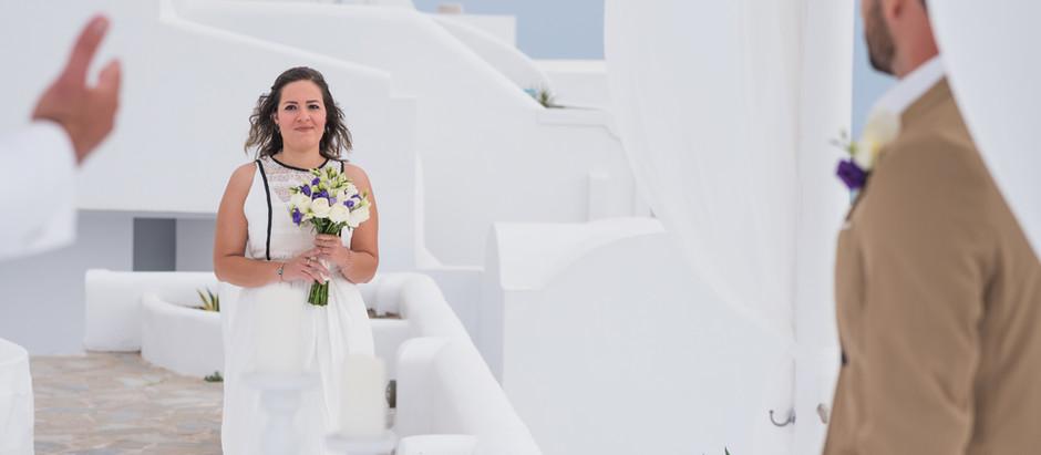 Casamento em Santorini 2018 - Monick e Hermes
