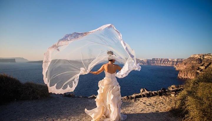 10 dicas para começar a organizar seu Casamento em Santorini!
