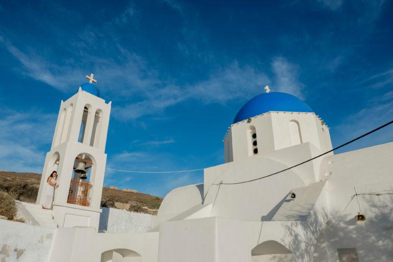 igreja santorini