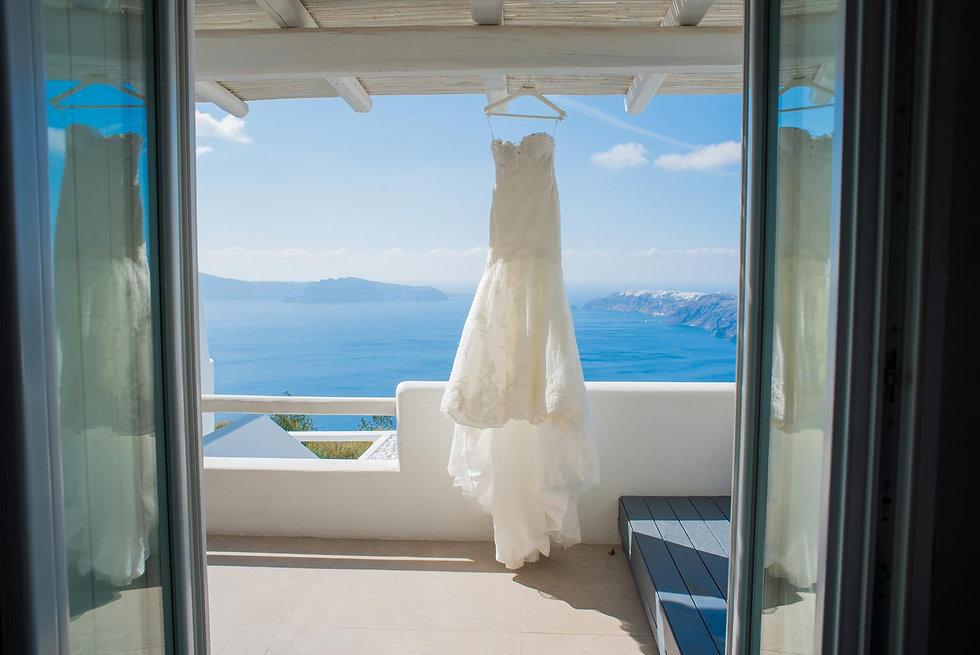 Casamento em Santorini do nosso casal super especial Nathan e Joanna