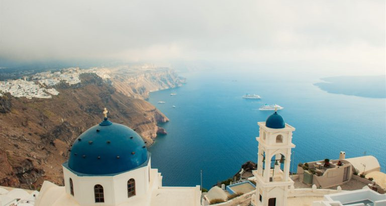 10 dicas para fazer um Casamento em Santorini!