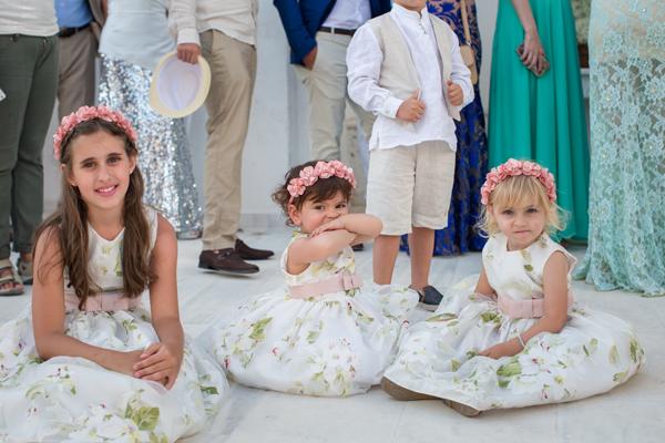 O casamento grego de Beth e Giorgio!