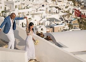 Vídeo de Casamento em Santorini