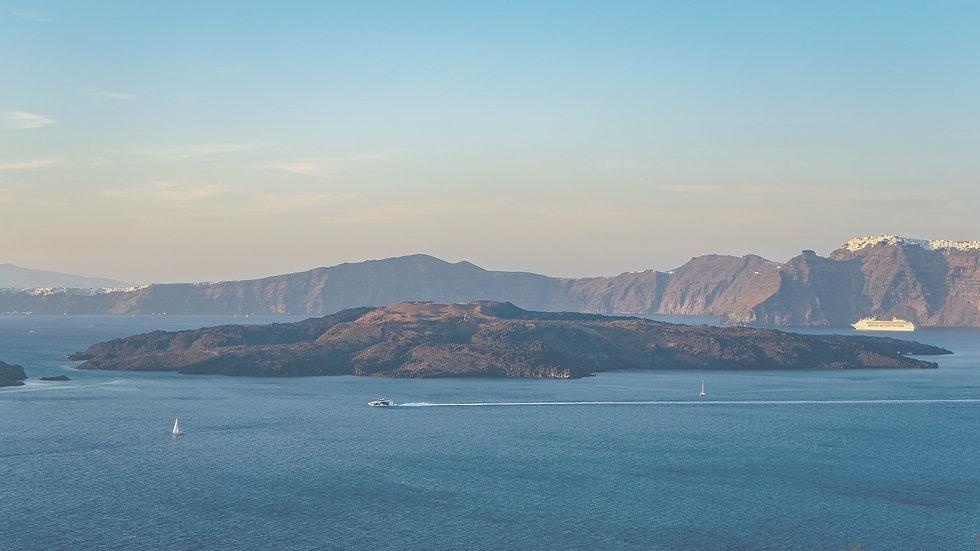 Santorini Grecia dicas viagem