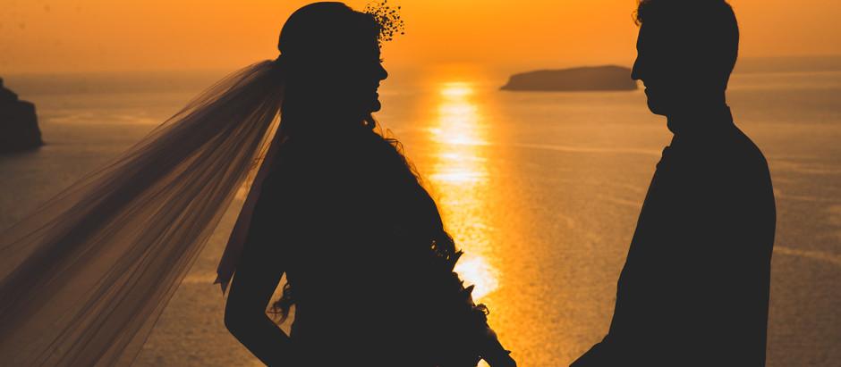 A temporada 2018 de Casamentos em Santorini começou!