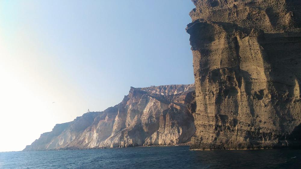 passeio de barco na Grécia Casamento em Santorini