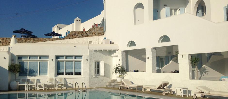 Hotel em Mykonos!