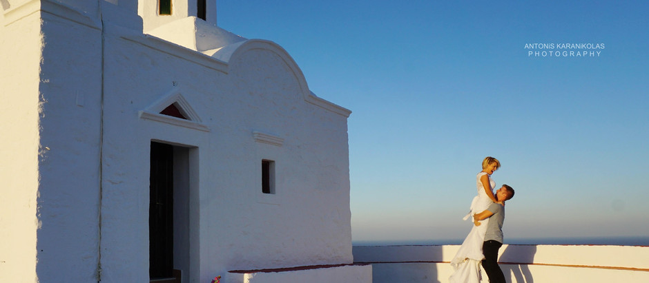Casamento na Grécia: ensaio fotográfico na ilha de Karpathos!