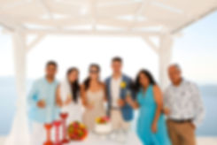 Casamento em Santorini do nosso casal super especial Lorena e Kleber