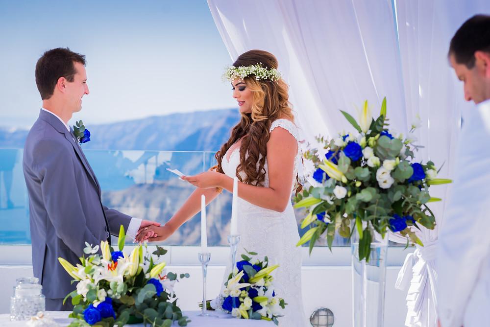 Casamento em Santorini - Luma e Rafael - Foto de Wedding Stories