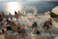 Casamento em Santorini do nosso casal super especial Duda e Gabriel