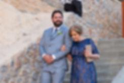 Casamento em Santorini do nosso casal super especial Andrea e André