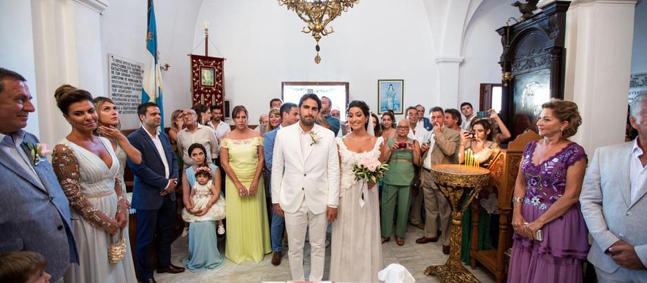 Como organizar um Casamento em Santorini, na Grécia!