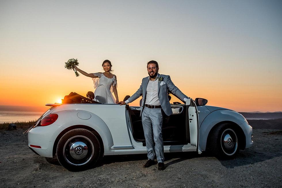 Casamento em Santorini do nosso casal especial Ana Paula e Luiz Felip