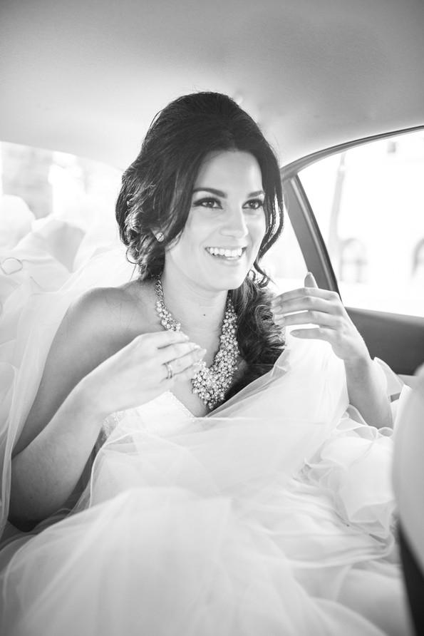 Luana Sarantopoulos noiva Santorini