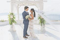 cerimônia intima Casar na Grécia Casamento em Santorini