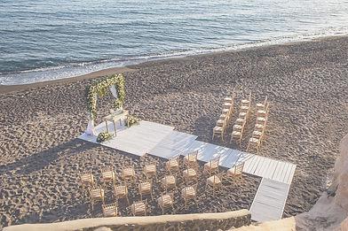 Casar na Grécia Casamento em Santorini
