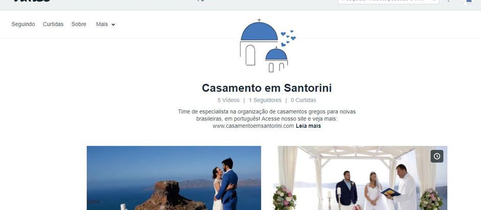 Casamento em Santorini no Vimeo!